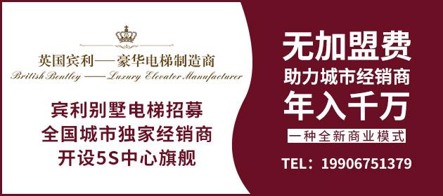 賓利維拉電梯(杭州)有限公司