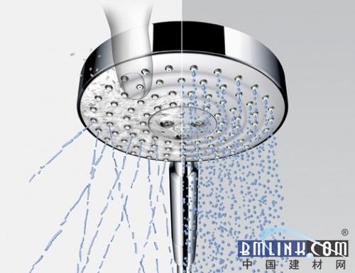 浴室花洒哪个牌子好水之盛宴就在汉斯格雅