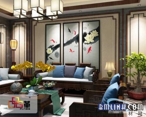 企业新闻 > 全屋墙面装饰品革皮雕背景墙给你找全了   【 中国建材网