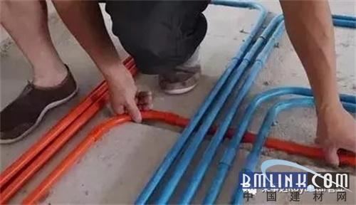 讲解|家装管路施工标准
