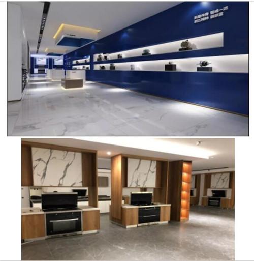 【浙派集成灶】等不及了!晒晒集成灶行业唯 一双层展厅设计