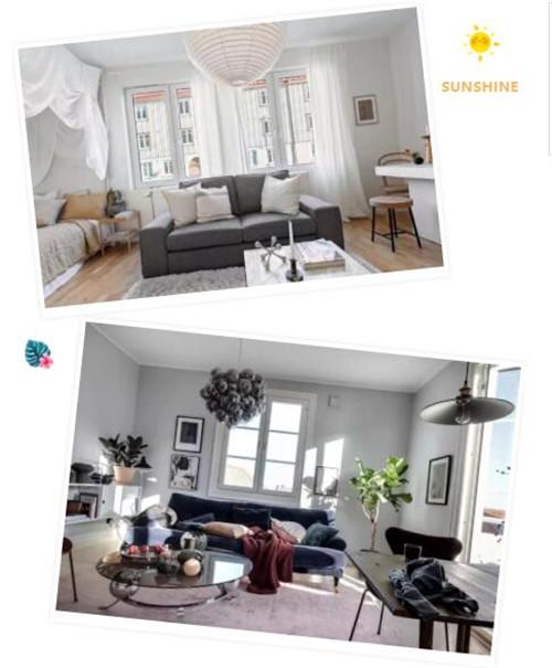 这五种沙发背景墙,装对了倍有面儿~
