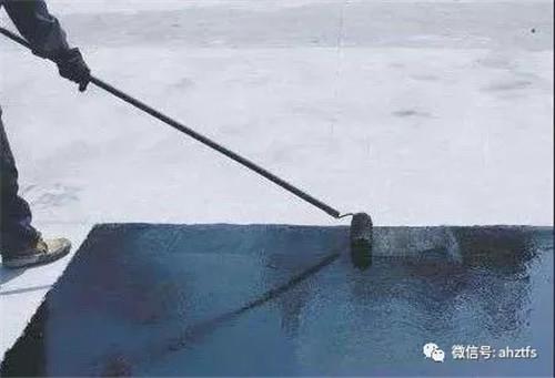 非固化橡胶沥青防水涂料施工工法和技术要点