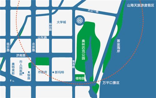 【匠心】日照城投•尚城桂花园:在城市中隐居,感受生活的奢华与静谧