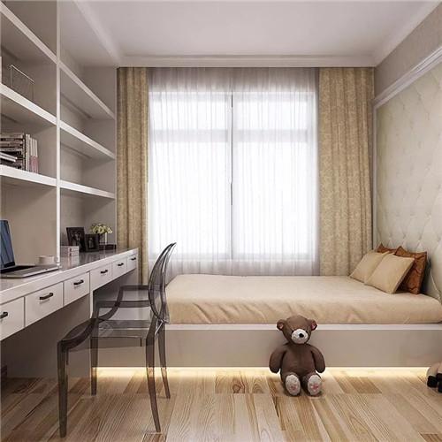 儿童房定制,留给孩子的不只有安全与舒适,还有...