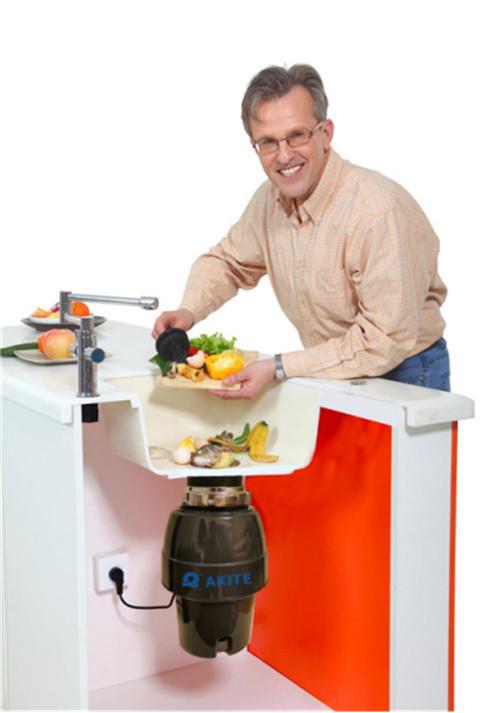 """安凯特""""净厨神""""厨余垃圾处理器即将上市:性能颜色出色"""