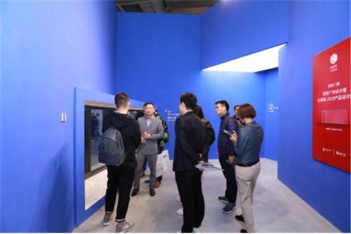 「未来之境」现场|皇派门窗2019广州设计周全新视觉惊艳来袭!