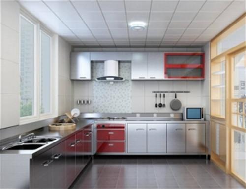 厨房装修板材橱柜和不锈钢橱柜的区别