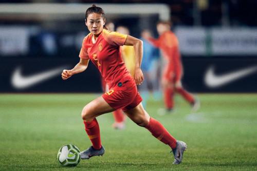 全民转发微博助力中国女足姑娘第7次征战世界杯