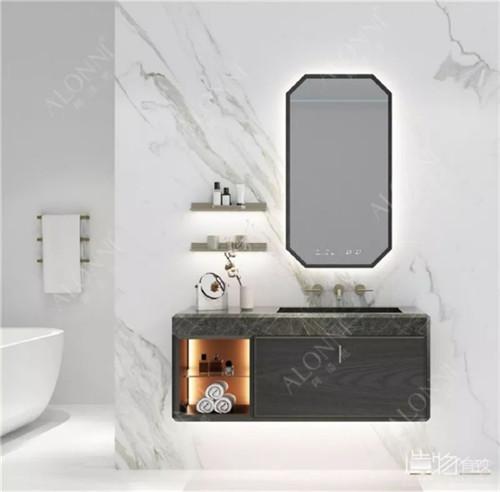 阿洛尼浴室柜克拉恋人系列