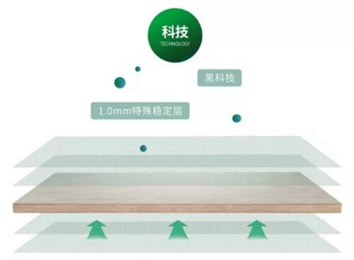 "【NEW】兔宝宝双效生态板""科技环保 双效合一"""