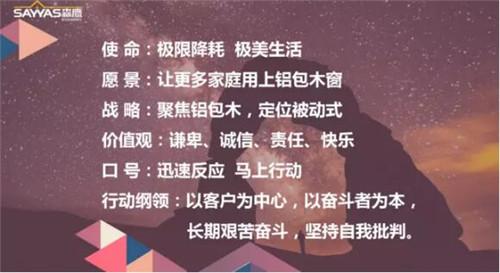 文化驱动成长—森鹰窗业董事长边书平新员工培训演讲