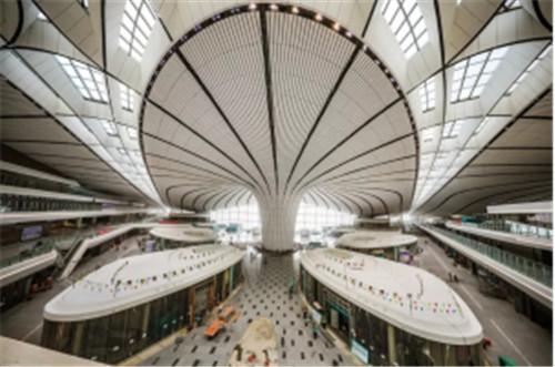 国之重器丨金意陶为北京大兴国际机场添砖加瓦