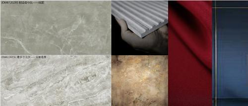 128平设计案例尽显国风之美,瓷砖品牌金舵掀起国漫风