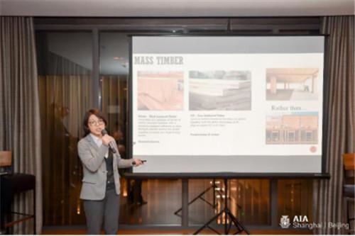 行业精英齐聚京,畅谈木材的价值