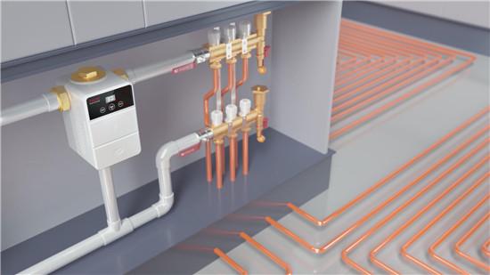 南鯨豚地暖自动滤清器,帮您彻底解决地暖脏堵难题