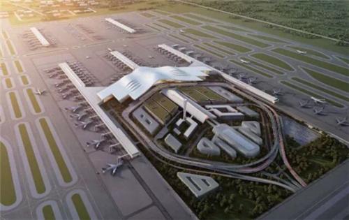 续签21.87万方!中建西部建设新疆有限公司乌鲁木齐厂累计签约机场北区改扩建工程51.79万方