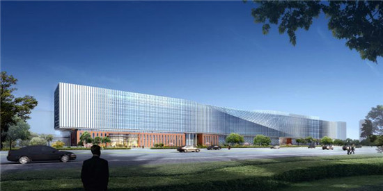 凤铝 • 新地标 | 中科院量子信息与量子科技创新研究院