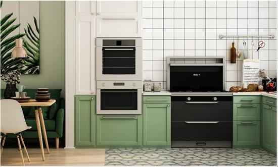 集成灶解决了哪些厨房问题