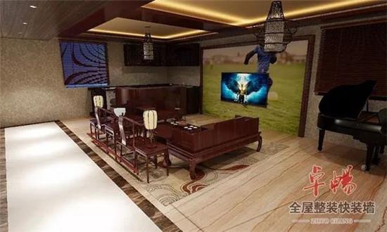 CBD上海虹桥 | 大牌驾到:卓畅集成墙板,新房装修旧房翻新无需操心,品质家装口碑传诵
