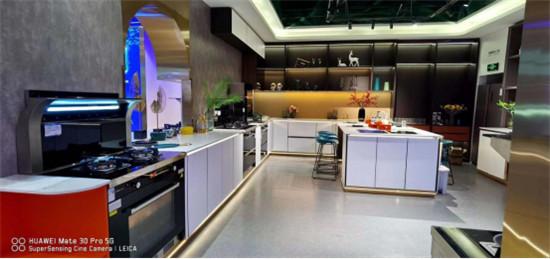 法瑞集成灶郑州运营中心居然店正式开业,品牌形象再上新台阶