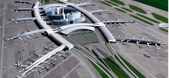 品牌实力的见证|美之选门窗全新形象广告亮相广州白云国际机场