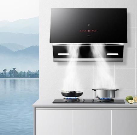 厨房有了老板烟机和老板灶具,便能装尽天下美食和幸福