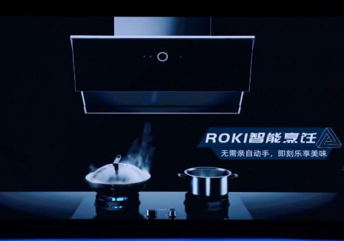 """老板电器新品三面灵拢大吸力油烟机5915S,终结油烟侧漏,开启烹饪新""""净""""界"""