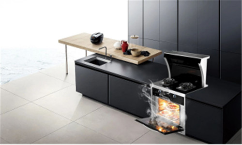 新厨电时代,万事兴核心产品铸就未来