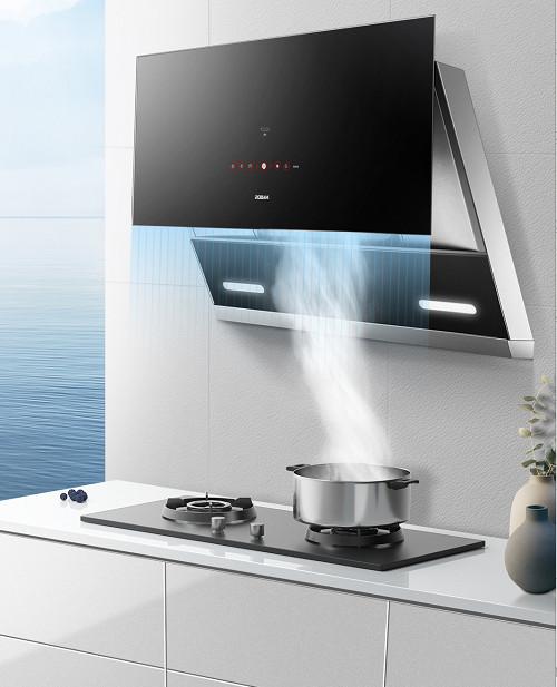 厨房生活未来想象,老板电器四件套