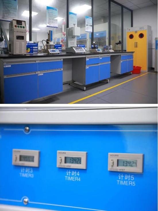第5家!卓宝又一工厂通过标准化实验室评定