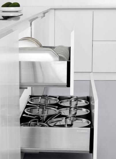 悍高范思哲·纯不锈钢收纳五金,助你轻松打造省心舒适的美好厨房生活