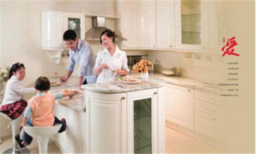 有母亲的地方就是家,万事兴让爱溢满厨房!