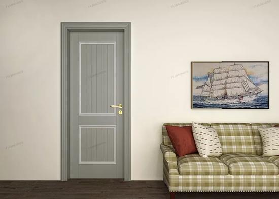 兔宝宝室内门,家装精致好木门
