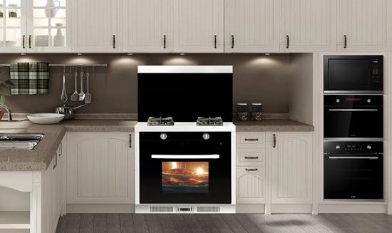 万事兴集成灶,造就百变厨房