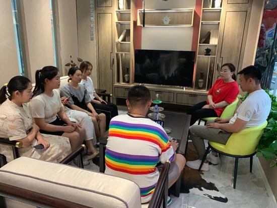 福庆家居 | 抖音培训开讲 助力终端接轨短视频营销新模式