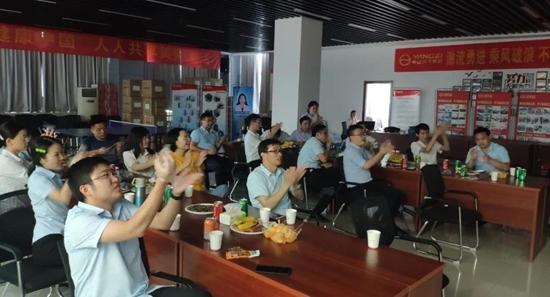 缤纷七月 同力协契 | 扬子光波房开展多样企业文化活动!