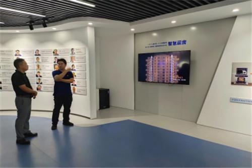 万事兴集成灶董事长王俊一行赴浙江工业大学创新研究院参观考察