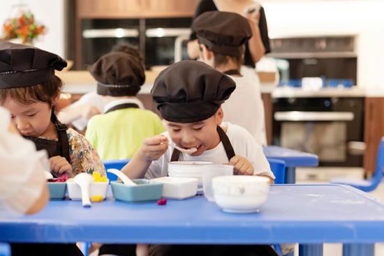 #浙是美食派#亲子体验营第10季开课啦!
