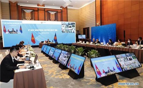 中国东盟经贸部长:共同办好第17届中国—东盟博览会