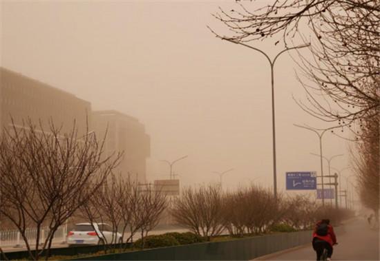 A.O.史密斯支招:强沙尘暴来袭 我们如何做好防护?