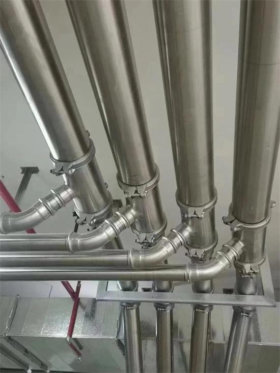 越早使用不锈钢水管,越早对家人饮水健康负责!