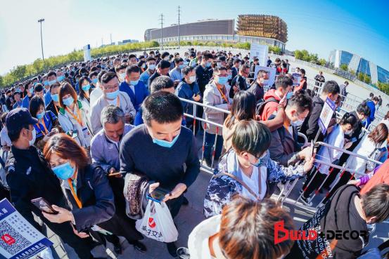 2021北京建博会满意落幕:激起新动能 敞开新征途