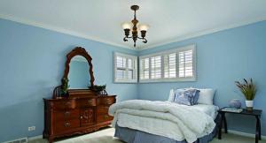 卧室看不厌的墙漆颜色 卧室墙漆刷什么颜色好