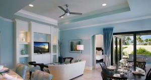 客厅适合刷啥颜色墙漆 客厅与卧室刷什么颜色的墙面漆好