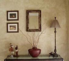 艺术漆是不是比墙布好 艺术涂料和墙纸到底哪个好