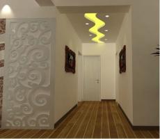 客厅颜色搭配效果图 客厅颜色搭配图