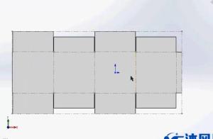 用纸箱做的立体屏风 如何用Coreldraw做一个立体的产品效果图,产品是长方体纸盒.