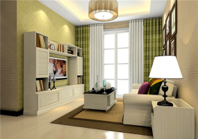 小户型客厅和餐厅共用 小户型客厅餐厅一体效果图,客厅与餐厅隔断有没有需要