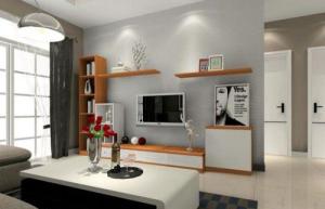 客厅装饰柜摆件效果图 客厅隔断设计要点有哪些